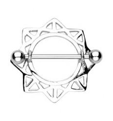 Brystsmykke med Stjernedesign