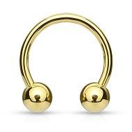 Septum Smykker Guld