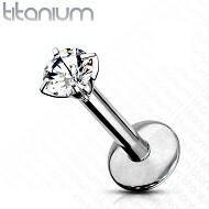 Labret Smykker i Titanium