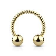 Conch Ringe i Gull
